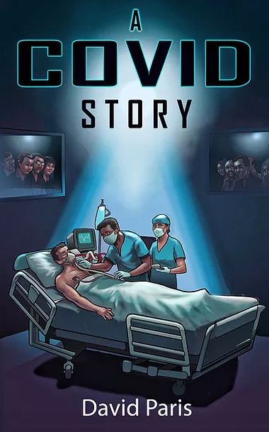 A Covid Story - Book Cover