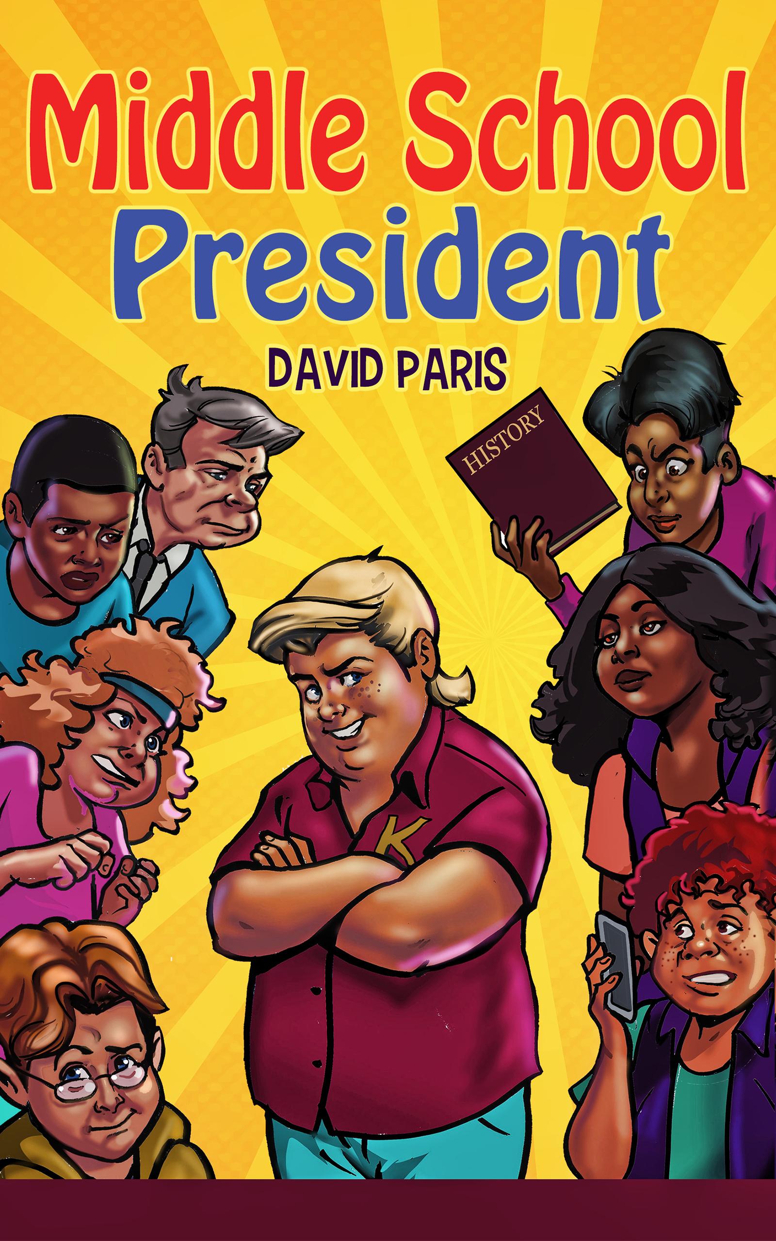 Middle School President Kindle